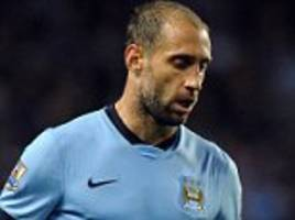 Manchester City can avoid Champions League 'group of death' after improved seeding, says Pablo Zabaleta