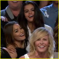 Vanessa Hudgens, Selena Gomez & More Sing During 'Chelsea Lately' Finale - Watch Now!
